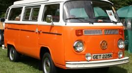 Volkswagen Van Photo