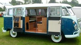 Volkswagen Van Photo Free