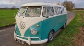 Volkswagen Van Wallpaper