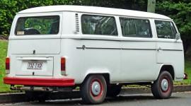 Volkswagen Van Wallpaper For PC