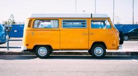Volkswagen Van Wallpaper Free