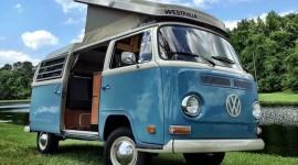 Volkswagen Van Wallpaper Full HD