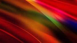 Waves Multi-Colored Abstraction For PC