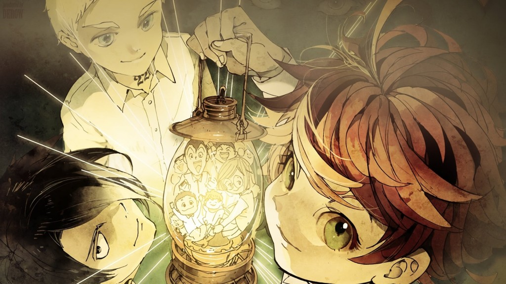 Yakusoku No Neverland wallpapers HD