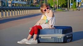 4K Baby Suitcase Photo