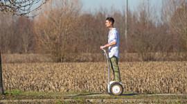 4K Self-Balancing Scooter Photo Free#1
