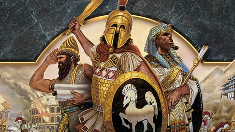 Age Of Empires Definitive Edition wallpapers high quality
