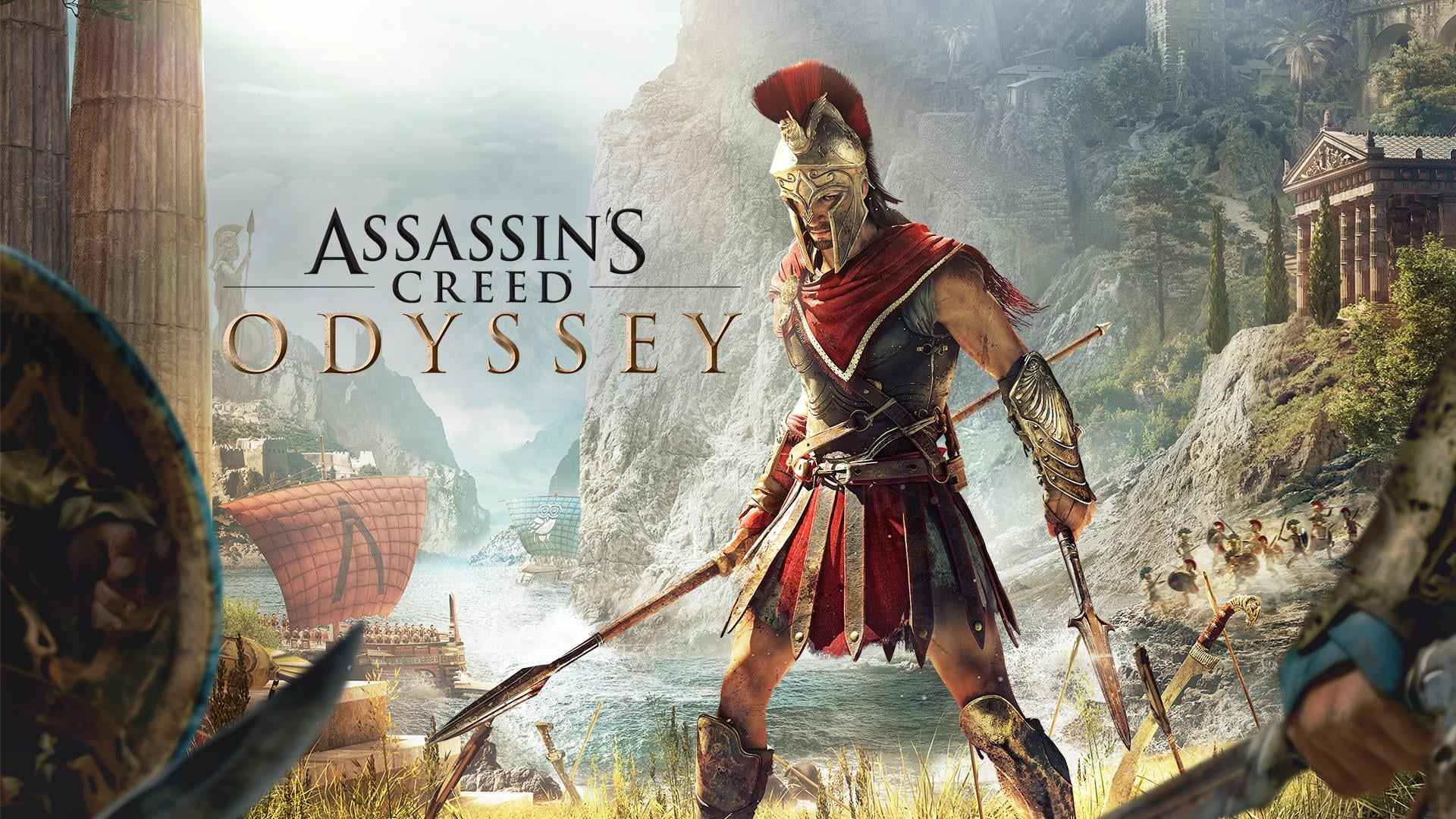 Assassin's Creed Odyssey Wallpapers High Quality ...
