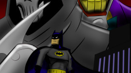 Batman Mask Of The Phantasm For Android
