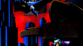 Batman Mask Of The Phantasm For Mobile