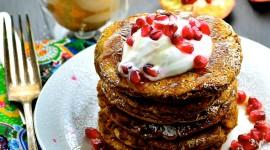 Beet Pancakes Photo Download