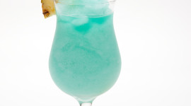 Blue Lagoon Cocktail For IPhone#3
