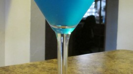 Blue Lagoon Cocktail For Mobile#1