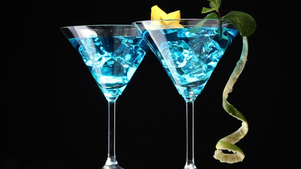 Blue Lagoon Cocktail wallpapers HD