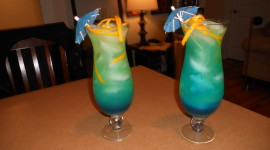 Blue Lagoon Cocktail Wallpaper Gallery