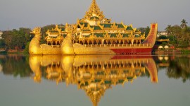 Burma Wallpaper Background