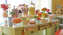 Candy Mix Wallpaper Download Free