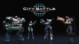 Citybattle Virtual Earth Wallpaper 1080p