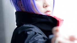 Cosplay Naruto Wallpaper Background