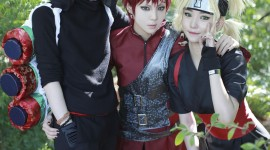 Cosplay Naruto Wallpaper For IPhone Free