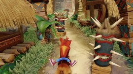 Crash Bandicoot N. Sane Trilogy Wallpaper HQ