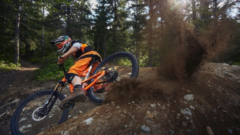 Downhill Cycling wallpapers high quality