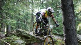 Downhill Cycling Wallpaper Download