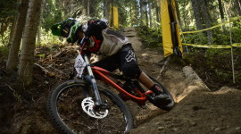 Downhill Cycling Wallpaper For PC