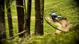 Downhill Cycling Wallpaper High Definition
