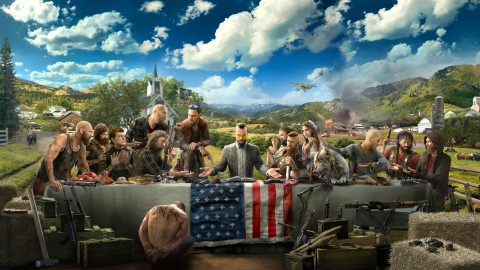 Far Cry 5 wallpapers high quality
