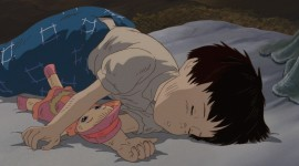 Grave Of The Fireflies Photo Free