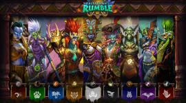 Hearthstone Rastakhan's Rumble Pics