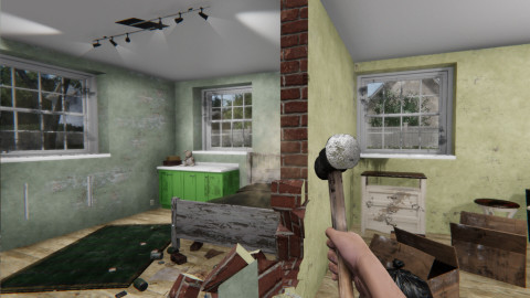 House Flipper Game wallpapers high quality