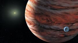 Jupiter Wallpaper Background