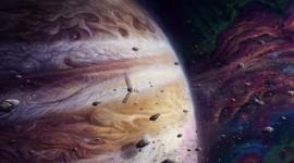 Jupiter Wallpaper HD