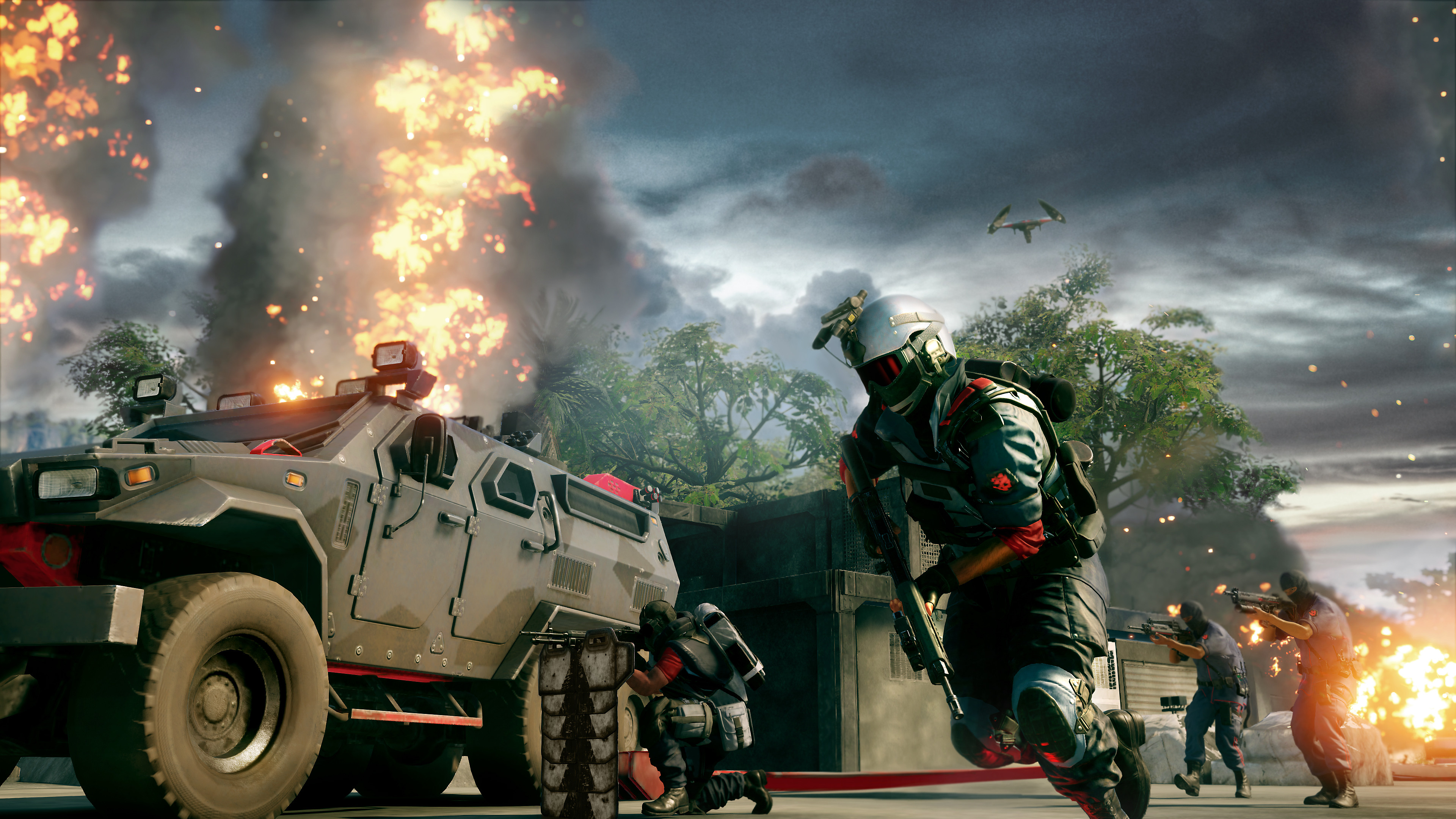 Just Cause 4 Wallpapers High Quality   Download Free