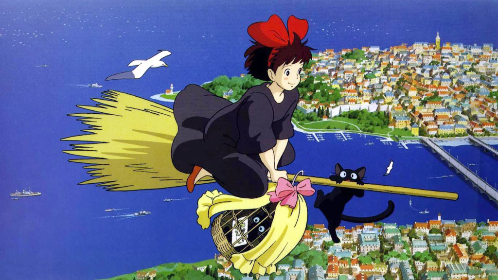 Kiki's Delivery Service wallpapers HD