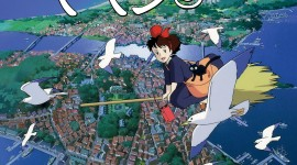 Kiki's Delivery Service Wallpaper For IPhone