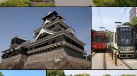Kumamoto Wallpaper For IPhone Free