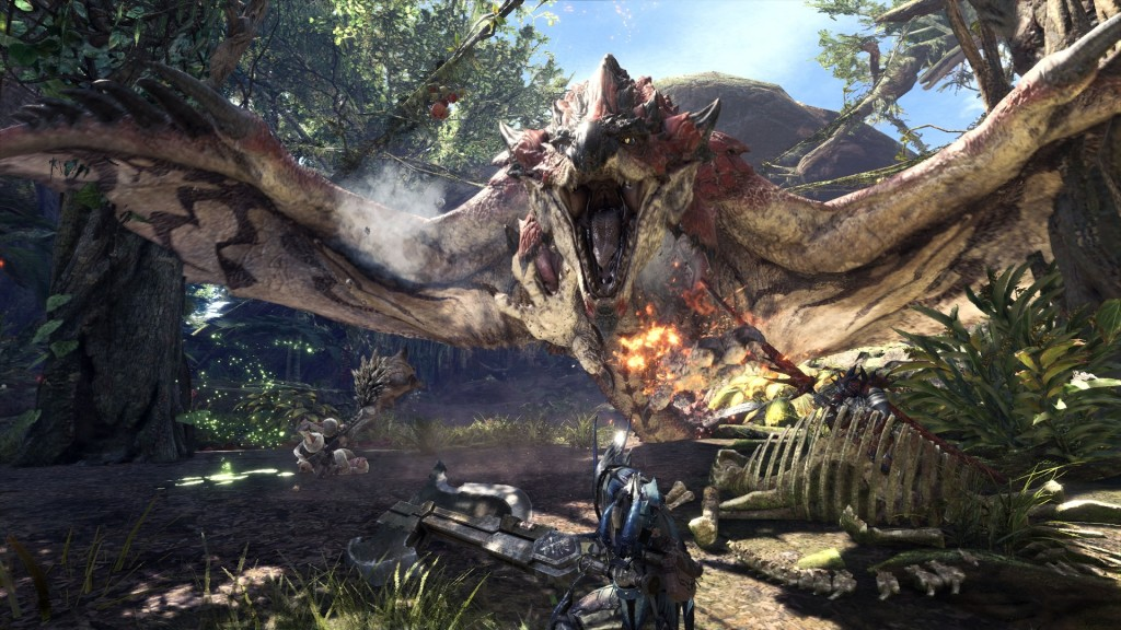 Monster Hunter World wallpapers HD