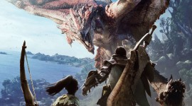 Monster Hunter World Wallpaper Gallery