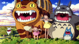 My Neighbor Totoro Photo Free