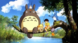 My Neighbor Totoro Wallpaper 1080p