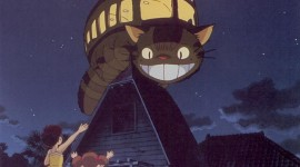 My Neighbor Totoro Wallpaper For PC