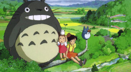 My Neighbor Totoro Wallpaper Free