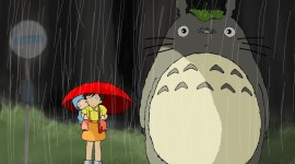 My Neighbor Totoro Wallpaper Full HD