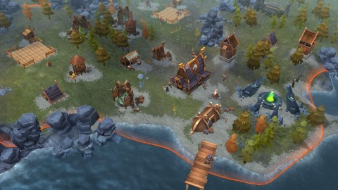 Northgard wallpapers high quality