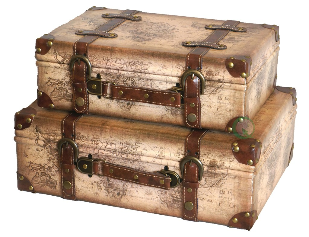 Old Suitcases wallpapers HD
