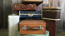 Old Suitcases Image Download