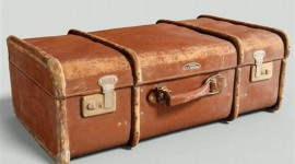 Old Suitcases Wallpaper Free